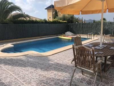 868: Villa for sale in Mazarron