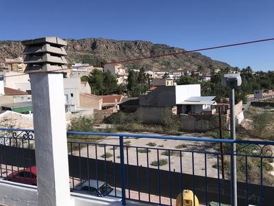 692: Townhouse for sale in Alhama de Murcia