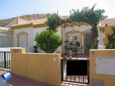 1202: Bungalow in Mazarron