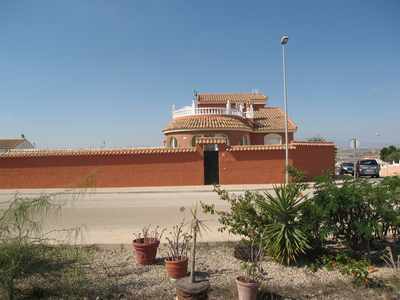 1232: Villa in Camposol