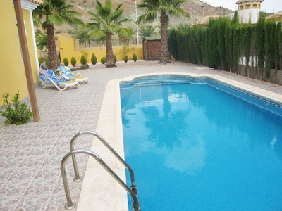 1233: Villa for sale in Mazarron Country Club