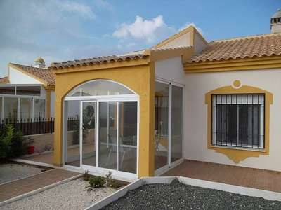1234: Bungalow for sale in Mazarron Country Club