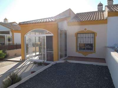 1234: Bungalow in Mazarron Country Club
