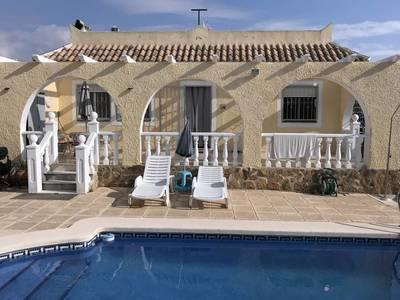 1236: Villa for sale in Camposol