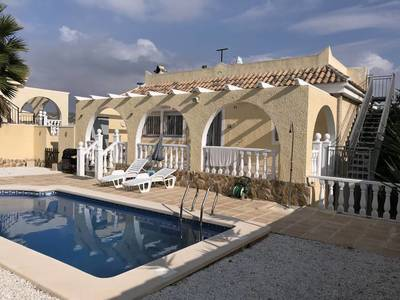 1236: Villa in Camposol