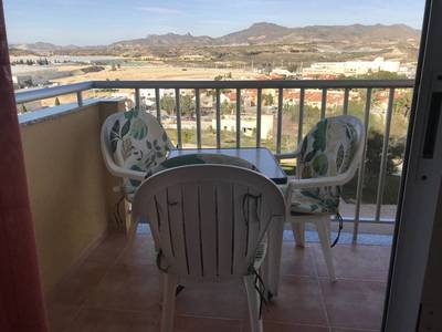 1239: Apartment for sale in Puerto de Mazarron