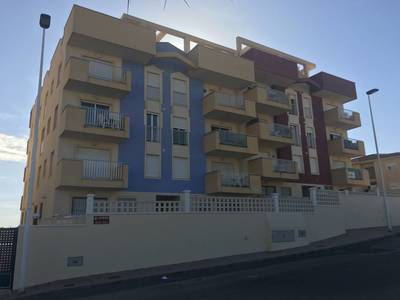 1239: Apartment in Puerto de Mazarron