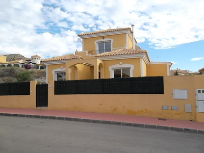 1243: Villa for sale in Mazarron
