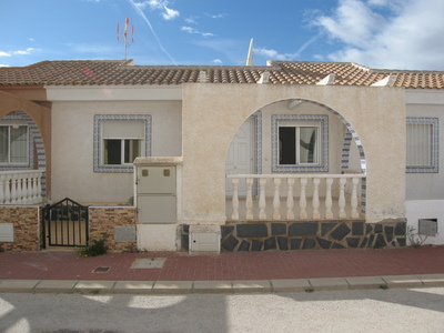 1247: Terraced House in Camposol