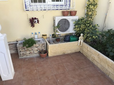 1249: Terraced House for sale in Camposol
