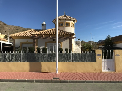1250: Villa for sale in Mazarron Country Club