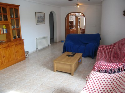 1257: Villa for sale in Camposol