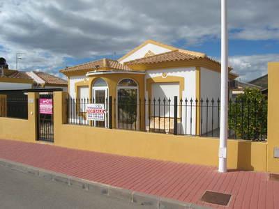 1258: Villa for sale in Mazarron Country Club