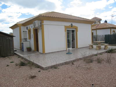 1258: Villa for sale in Mazarron