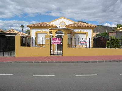 1258: Villa in Mazarron Country Club