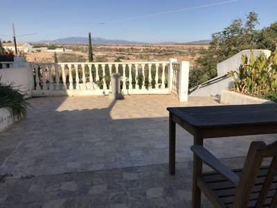 1262: Terraced House for sale in Cuevas de Reyllo