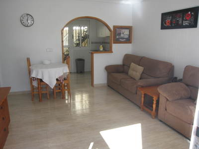 1263: Terraced House for sale in Camposol