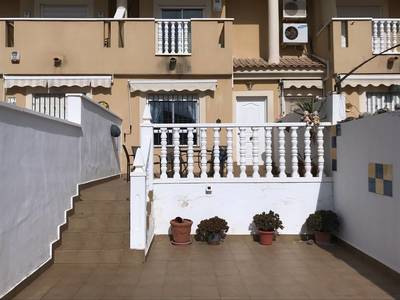 1268: Townhouse for sale in Puerto de Mazarron
