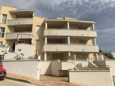 1271: Apartment in Puerto de Mazarron