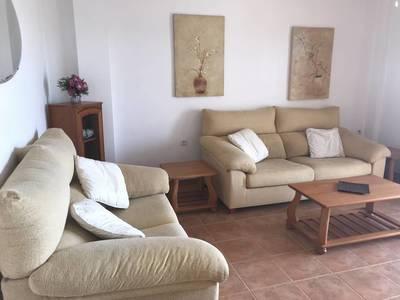 1271: Apartment for sale in Puerto de Mazarron