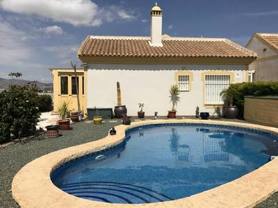 1272: Villa in Mazarron Country Club