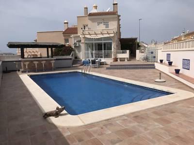 1273: Villa in Puerto de Mazarron