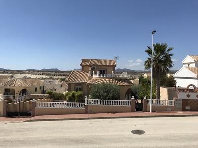 1274: Villa in Camposol