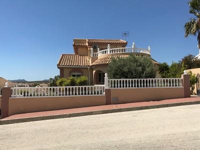 1274: Villa for sale in Camposol