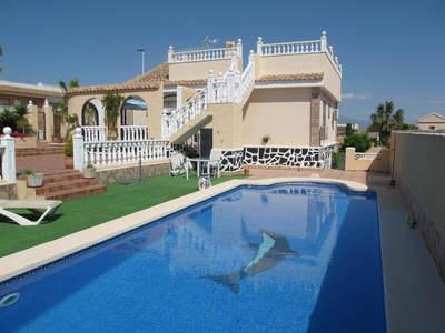 1276: Villa for sale in Camposol