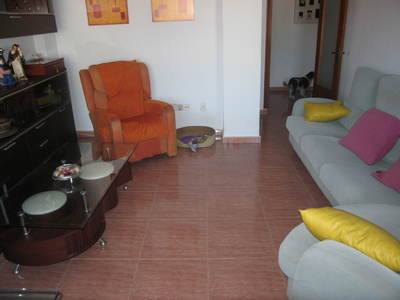 1278: Apartment for sale in Mazarron