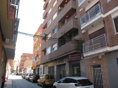 1278: Apartment in Mazarron