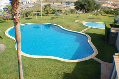 1282: Apartment for sale in Puerto de Mazarron