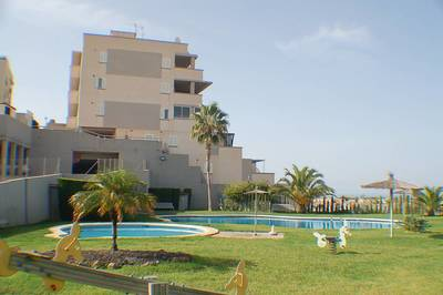 1282: Apartment in Puerto de Mazarron