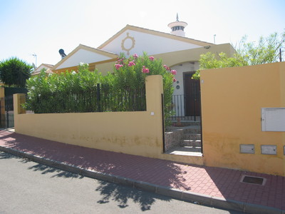 1286: Villa in Mazarron Country Club