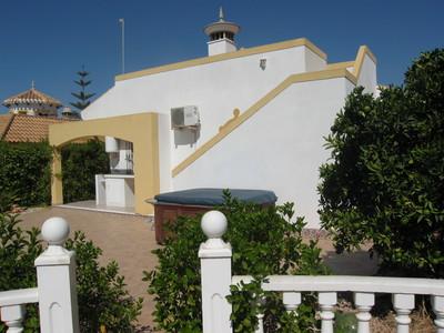1286: Villa for sale in Mazarron