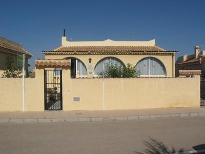 1289: Villa in Camposol