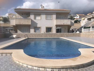 1291: Apartment in Puerto de Mazarron