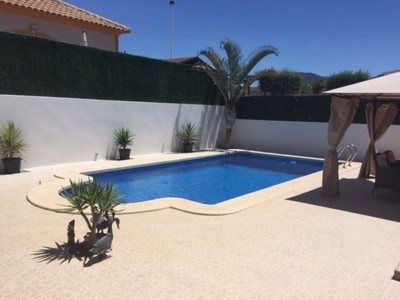 1293: Villa for sale in Mazarron