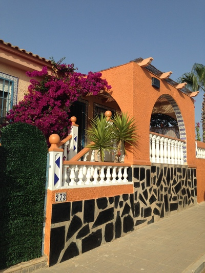 1297: Bungalow for sale in Camposol