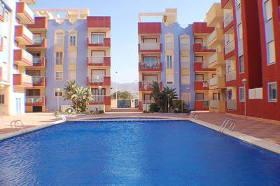 1298: Apartment in Puerto de Mazarron