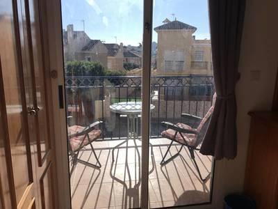 1301: Townhouse for sale in Puerto de Mazarron