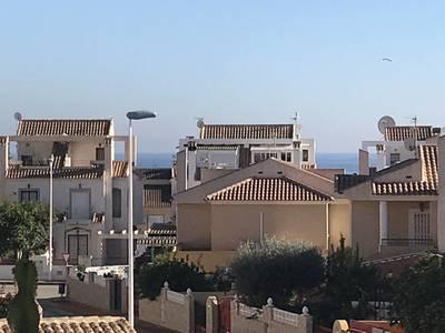 1301: Townhouse for sale in Puerto de Mazarron