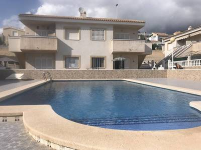 1302: Apartment for sale in Puerto de Mazarron