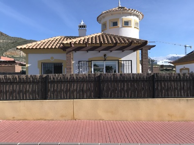 1304: Villa for sale in Mazarron Country Club