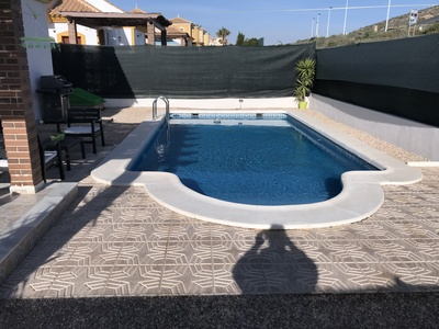 1304: Villa for sale in Mazarron
