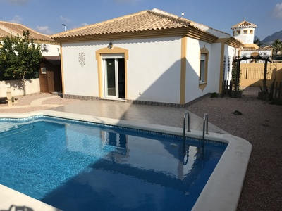 1306: Villa for sale in Mazarron