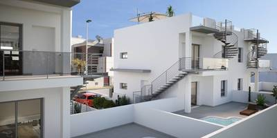 1309: Apartment in Puerto de Mazarron