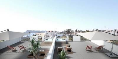 1309: Apartment for sale in Puerto de Mazarron