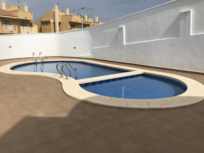 1310: Apartment for sale in Puerto de Mazarron