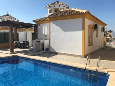 1312: Villa for sale in Mazarron